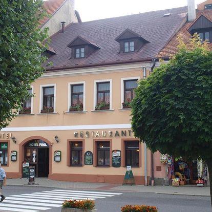 Česká Kanada: Hotel Fogl