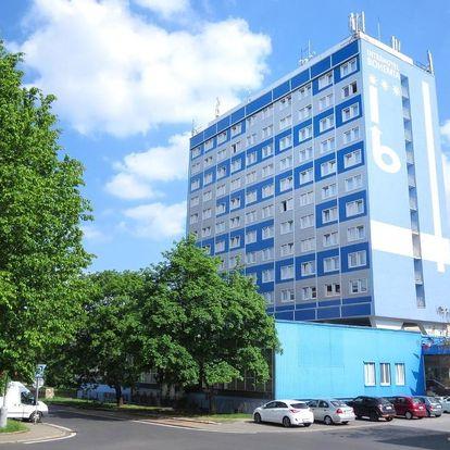 Ústí nad Labem, Ústecký kraj: Interhotel Bohemia