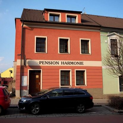 Kolín, Středočeský kraj: Pension Harmonie