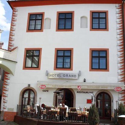 Český Krumlov: Hotel Grand