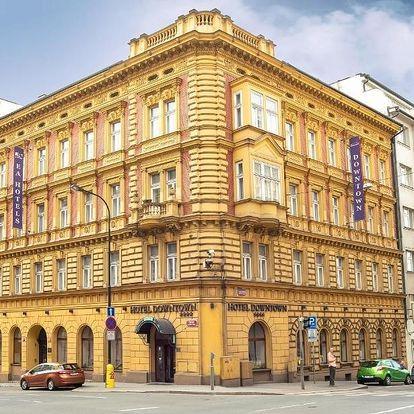 Praha a okolí: Hotel Downtown