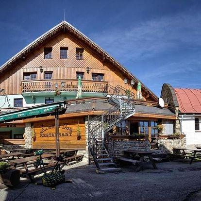 Kvilda, Jihočeský kraj: Šumava Inn