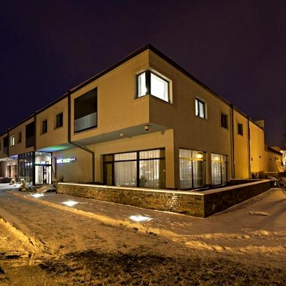 Ostravsko - Slezsko: Wellness Hotel Abácie
