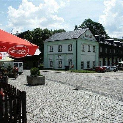 Česká republika, Jeseníky, vlastní dopravou na 8 dní snídaně