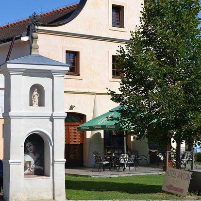 Telč, Vysočina: Hotel Antoň