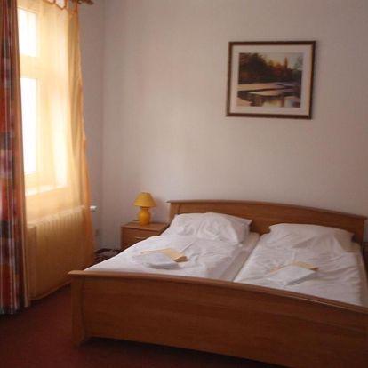 Lázeňské město Jáchymov: Penzion Haus Regrus