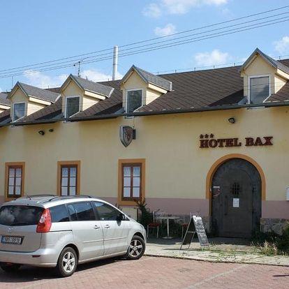 Jižní Morava: Hotel BAX