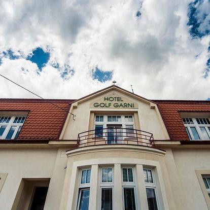 Mikulov, Jihomoravský kraj: Hotel Golf Garni