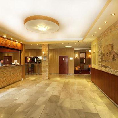 Strážnice, Jihomoravský kraj: Hotel Strážnice