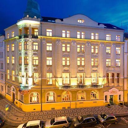 Praha a okolí: Hotel Theatrino