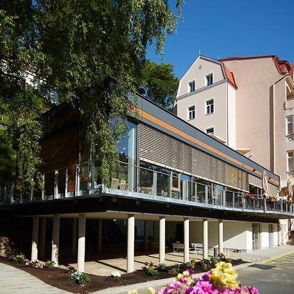 Lázeňské město Jáchymov: Hotel Astoria