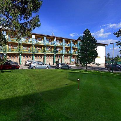 Veselé léto s rodinou se vstupem do SPA by L'Occitane v Hotelu LESNÁ, Vysoké Tatry