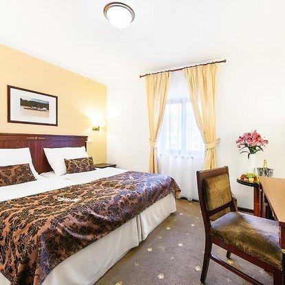 Vysočina: Hotel U Černého orla (Třebíč)