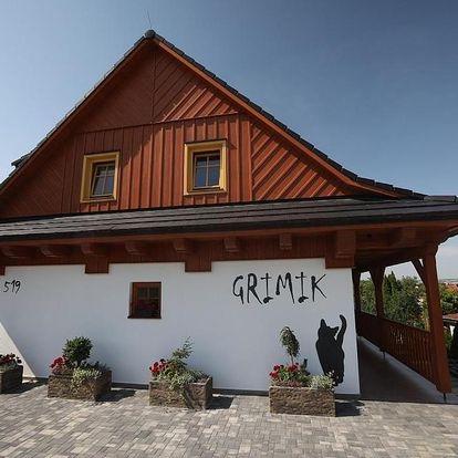 Olomoucký kraj: Poloroubenka Grimik