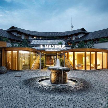 Jeden z prvních hotelů v ČR postavený podle filozofie Feng Shui