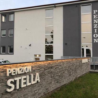 Prostějov, Olomoucký kraj: Penzion Stella