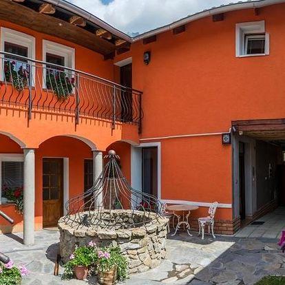 Jižní Morava: Penzion U Hájků