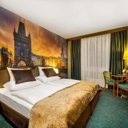 Praha a okolí: Plaza Prague Hotel