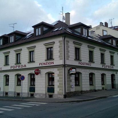 Klatovy, Plzeňský kraj: Penzion Poprda