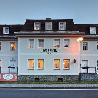 Jeseníky: Hotel Romantik