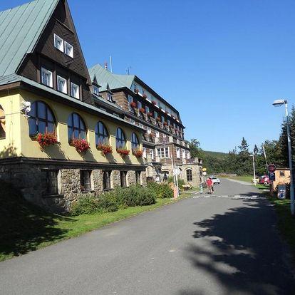 Navštivte Stezku Valaška: Hotel Tanecnica