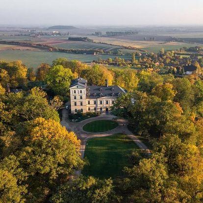 Spojení luxusu, wellness a historie v oblíbeném Chateau Mcely