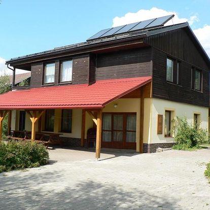 Královehradecký kraj: Chata Pod Hájkem