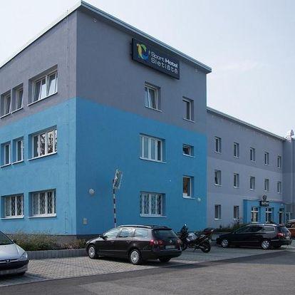 Kladno, Středočeský kraj: Sport hotel Sletiště