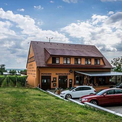 Vodní nádrž Nové Mlýny: Penzion s restaurací na Furhaple