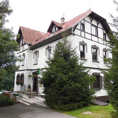 Národní park České Švýcarsko: Penzion Braun