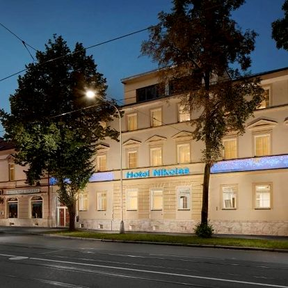 Ostrava, Moravskoslezský kraj: Hotel Nikolas