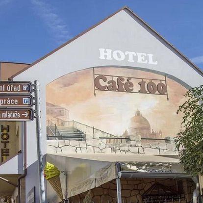 Hotel Tatra plný wellness v Novém Bydžově