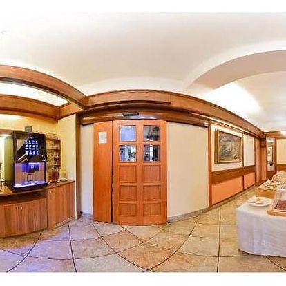 Litomyšl, Pardubický kraj: Hotel Zlatá Hvězda