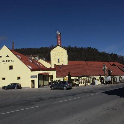 Moravský kras: Hotel Sladovna