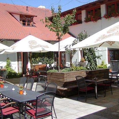 Telč, Vysočina: Hotel U Hrabenky