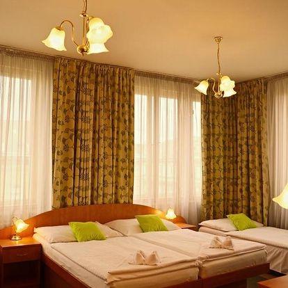 Praha a okolí: Hotel Legie