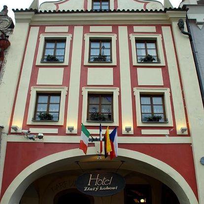 Mladá Boleslav, Středočeský kraj: Hotel Zlatý Kohout