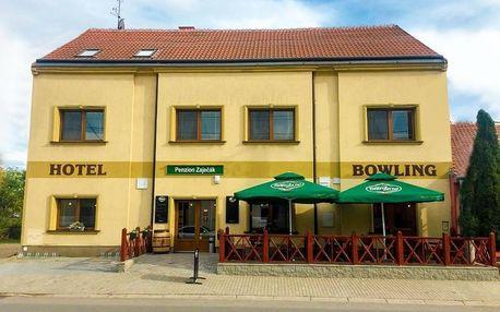 Jižní Morava: Penzion Zaječák