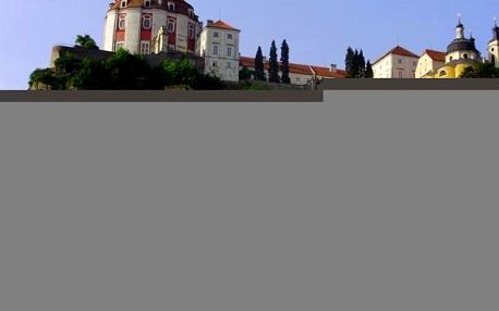 Jižní Morava: Hotel Pod Zámkem