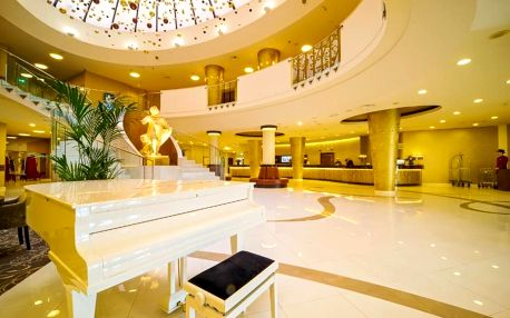 Praha: Don Giovanni Hotel Prague