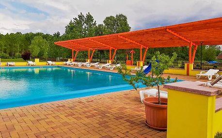 Maďarsko: Ligetalja Termál Hotel *** s neomezeným vstupem do termálních lázní a wellness + polopenze