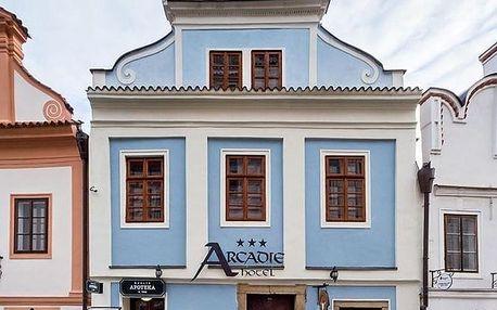 Český Krumlov: Arcadie Hotel & Apartments