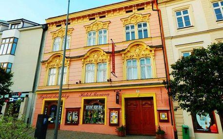 Znojmo, Jihomoravský kraj: Hotel Morava