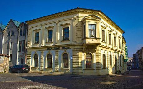 Kutná Hora, Středočeský kraj: Hotel Zlatá Stoupa