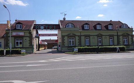 Jižní Morava: Hotel Palmira