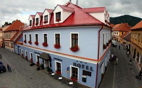 Sušice, Plzeňský kraj: Hotel Gabreta
