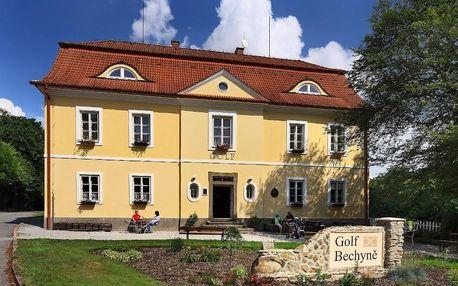Lázně Bechyně, Jihočeský kraj: Penzion Černická obora