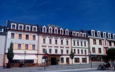 Moderní hotel Slovan Comfort s tradicí od roku 1868