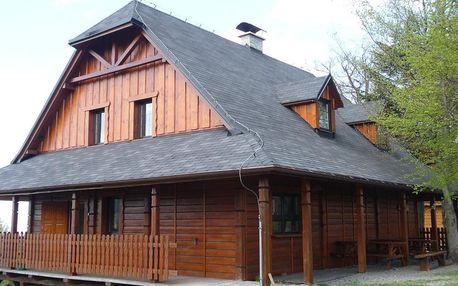 Moravskoslezský kraj: Chata na Pustevnách