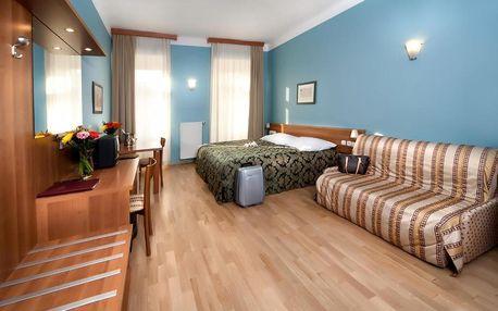 Praha a okolí: Hotel - Residence Select Prague